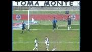 L'Inter va sul 2-0 contro l'Udinese grazie al goal di testa di Cruz