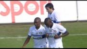 L'Inter vince a Cagliari grazie a un goal di Milito