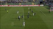 Liscio di Asamoah in Atalanta-Udinese