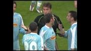 Liverani espulso per doppio giallo nel derby di Roma