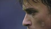 Ljajic all'ultimo minuto segna su rigore il goal del pareggio del Torino con la Lazio