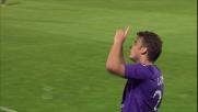 Ljajic bis: il suo goal segna il raddoppio della Fiorentina
