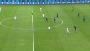 Ljajic porta in vantaggio l'Inter contro il Palermo con un preciso destro dal limite