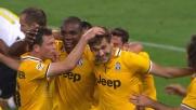 Llorente con un goal di rapina chiude il match Udinese-Juventus