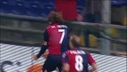 Lo schema del Genoa porta al goal Marco Rossi