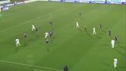 Lollo grazia la Fiorentina con un colpo di testa clamorosamente fuori