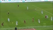 Lombardi, fallo di frustrazione con ammonizione nel derby di Roma