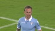 Lombardi sfortunato, colpisce il palo e sfiora il goal contro l'Udinese