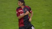 Lopez in mischia accorcia le distanze tra Cagliari e Roma