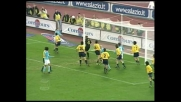 Lopez insacca di testa il goal del 2-0