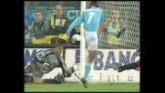 Lopez regala il pari alla Lazio