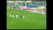 Loviso non sbaglia dagli undici metri: Livorno ancora avanti sull'Inter al Picchi
