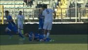 Luca Toni entra in gamba tesa su Tonelli