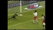 Lucarelli firma il pari del Livorno contro il Milan