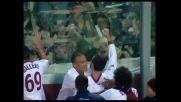 Lucarelli-goal, il Livorno pareggia il derby su punizione