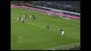 Lucarelli segna di testa a San Siro e il Livorno accorcia le distanze con l'Inter