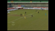 Luciano guadagna un rigore contro l'Udinese