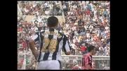 L'Udinese attacca, Cannavaro la stopppa