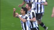 L'Udinese torna in partita con un gran goal di testa di Felipe