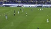Lulic realizza il goal di testa in tuffo: Atalanta dominata all'Olimpico