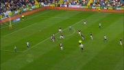 Zapata si divora un goal pazzesco in Udinese-Bologna