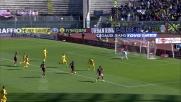 Greco realizza un goal capolavoro piazzandola all'incrocio della porta del Verona