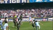 Il goal di Cavani ristabilisce la parità contro la Lazio