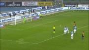 Luca Toni realizza il goal del definitivo pareggio contro la Lazio