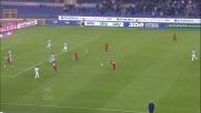 Osvaldo non perdona e realizza il primo goal nel derby romano
