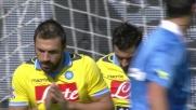 Dossena non trova la porta del Cagliari e manca il goal