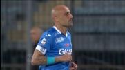 Maccarone firma il goal vittoria dell'Empoli sul Verona