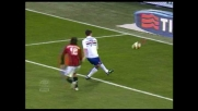 Maggio segna un goal di rapina e la Sampdoria va sull'1-0 a San Siro con il Milan