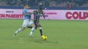 Maggio: un tackle che vale come un goal al San Paolo!