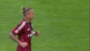 Magia Mexes: il suo tiro potente e preciso finisce in goal contro il Genoa