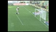 Makinwa firma il goal del 2-0 del Palermo contro il Cagliari