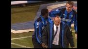 Makinwa risponde ad Ambrosini col goal del pareggio dell'Atalanta