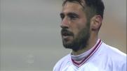 Mancosu dal dischetto sigla il goal del pareggio tra Carpi e Palermo
