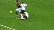 Manfredini-Bonera, duello vietato: è rigore per il Milan!