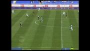 Manfredini sfiora il goal: il palo salva il Palermo contro la Lazio