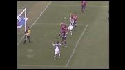 Mani in area di Bovo: secondo rigore per l'Udinese contro il Genoa