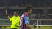 """Marcatura troppo """"affettuosa"""" di Domizzi su Legrottaglie: è rigore per il Catania!"""