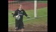 Marchegiani blocca il tentativo dell'Udinese