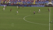 Marchese anticipa sul più bello l'attaccante del Milan Luiz Adriano