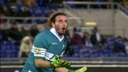Marchetti ferma fallosamente Niang: rosso e rigore in favore del Genoa