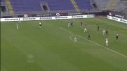 Marchisio con un gran tiro segna un goal al Cagliari