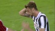 Marchisio, grande controllo ma il tiro non puo' impensierire Abbiati