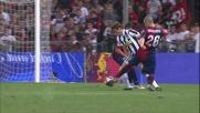 Marchisio si libera con una piroetta 'alla Zidane'