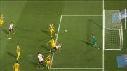 Maresca in tuffo riporta in vantaggio il Palermo contro l'Hellas Verona