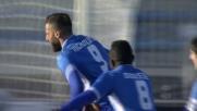 Marilungo inventa per Mchedlidze: goal dell'Empoli sul Cagliari