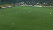 Mario Gomez si scarta da solo a Cesena